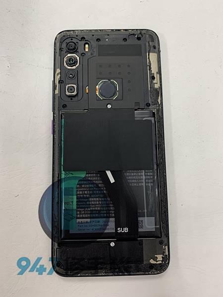HTC U20 手機維修_面板更換_電池更換02.jpg
