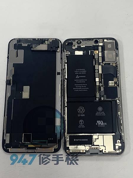 IPHONE X 手機維修_電池更換_尾插模組更換03.jpg