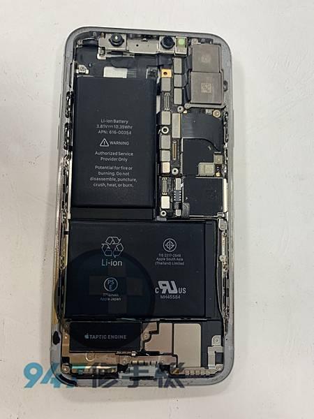 IPHONE X 手機維修_電池更換_面板更換02.jpg