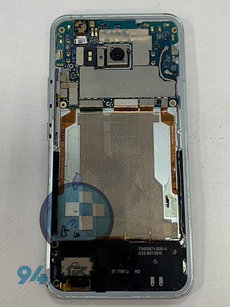 HTC U11 手機維修_電池更換_尾插模組更換03.jpg