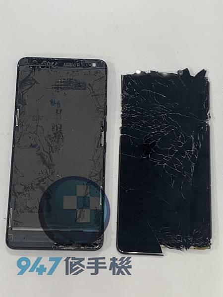 HTC U12+ 手機維修_面板更換_尾插模組更換03.jpg