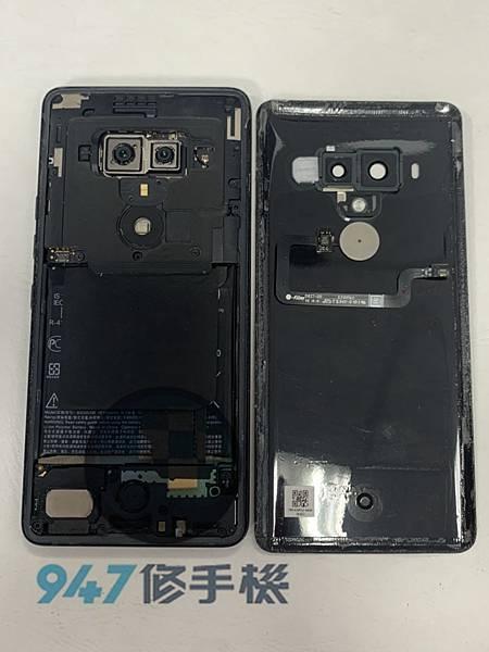 HTC U12+ 手機維修_面板更換_尾插模組更換02.jpg