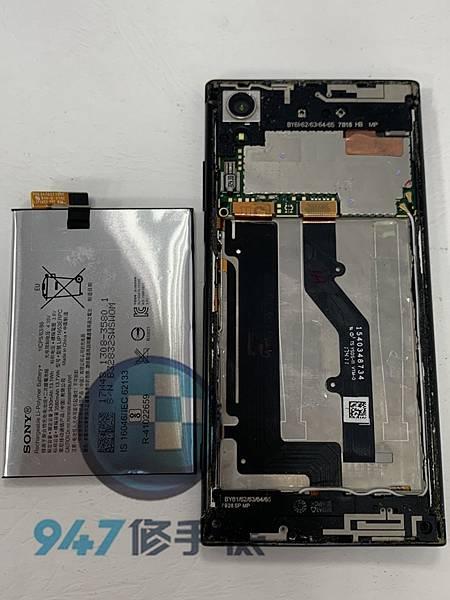 SONY XA1+ 手機維修_電池更換_尾插模組更換04.jpg