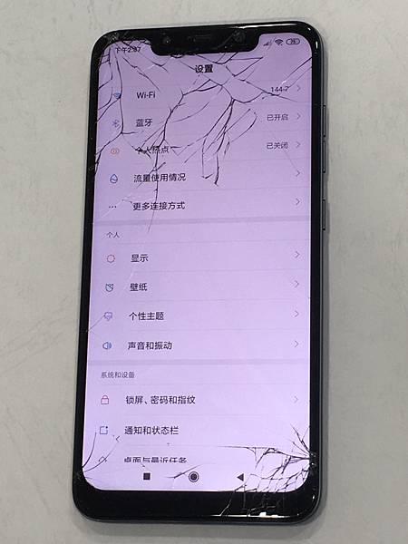小米POCOF1手機維修_更換螢幕01.JPG