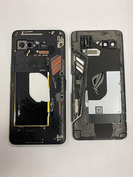 ASUS ROG PHONE手機維修_更換螢幕02.jpg