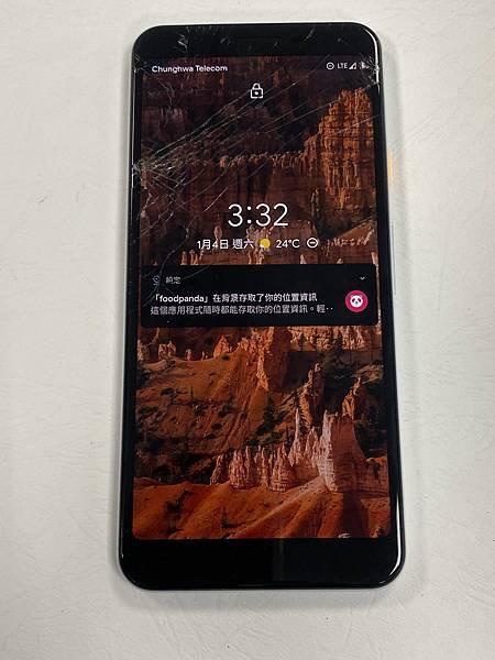 PIXEL 3A手機維修_更換面板01.jpg