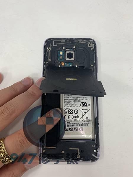 三星S8 手機維修_電池更換_尾插模組更換02.jpg
