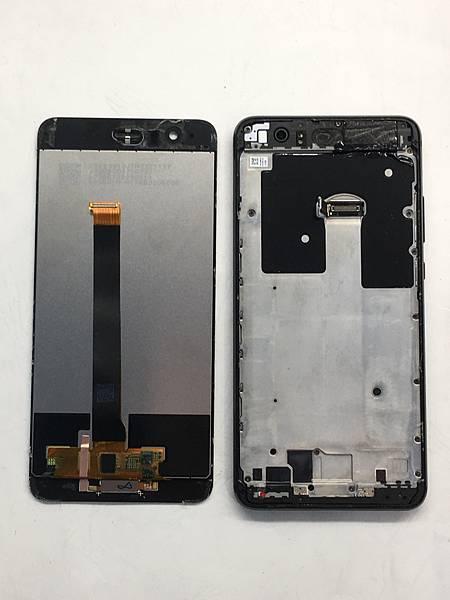 華為P10+手機維修_更換螢幕_更換電池03.JPG