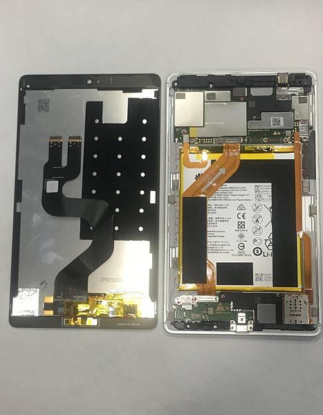華為 MEDIAPAD M3_更換電池03.JPG