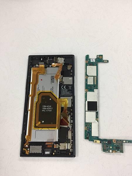 SONY XZP手機維修_更換螢幕03.jpg