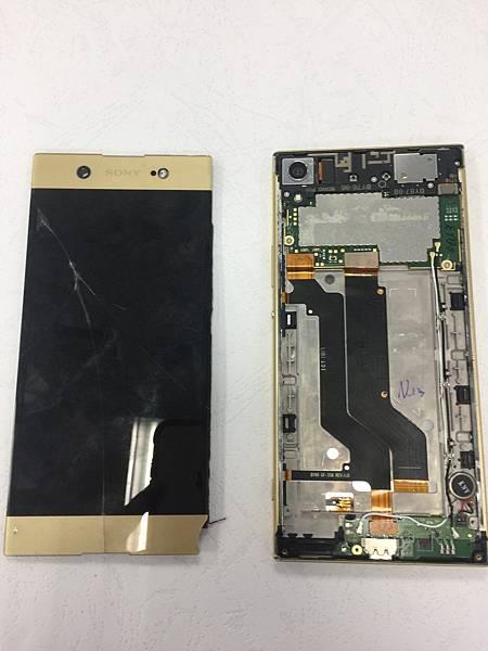 SONY XA1+手機維修_更換螢幕03.jpg