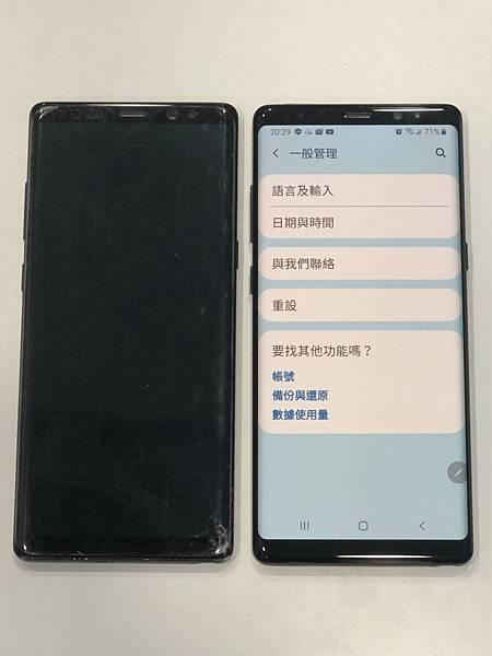 三星NOTE8手機維修_更換螢幕05.jpg