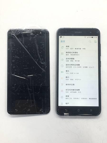 ASUS Z012DA手機維修_更換螢幕05.JPG