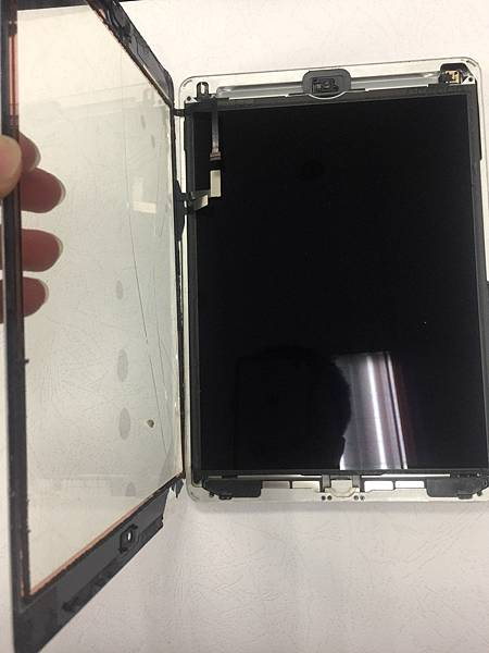 IPAD AIR1平板維修_更換觸控玻璃02.jpg