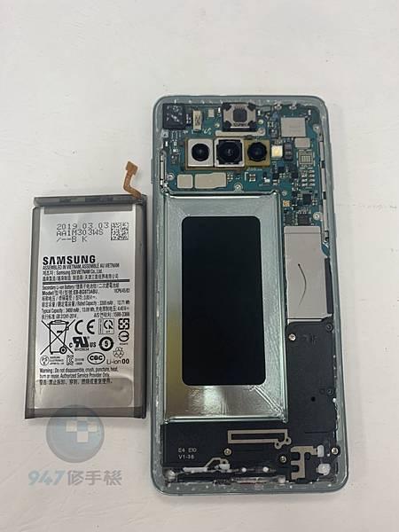 三星S10 手機維修_電池更換維修_尾插模組更換03.jpg
