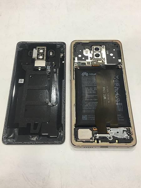 華為mate10 pro手機維修_更換電池02.JPG