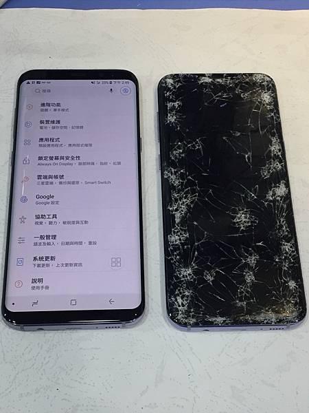 三星S8+手機維修_更換螢幕04.jpg