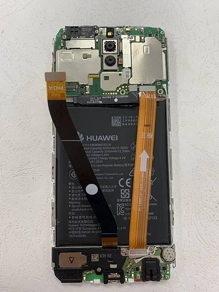 華為 NOVA 2I手機維修_更換面板02.jpg