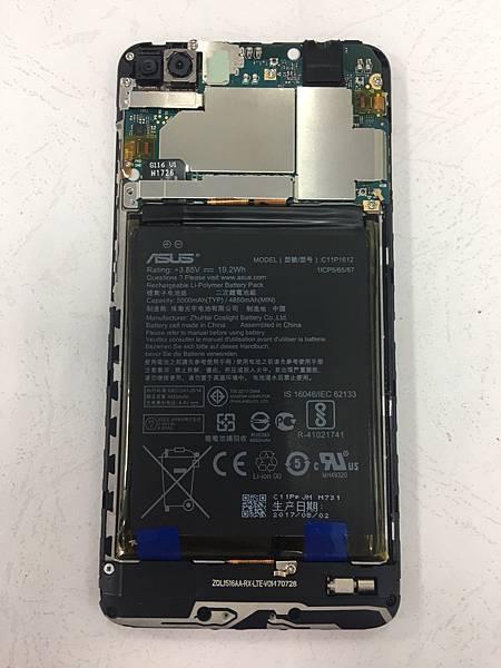 紅米note3手機維修_更換尾插02.jpg
