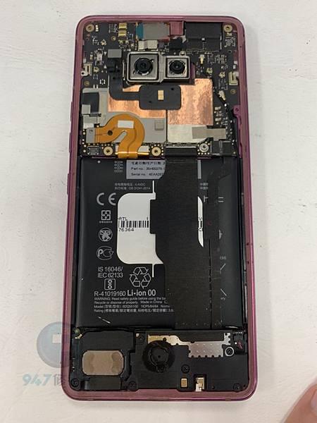 HTC U12+ 手機維修_電池維修_面板更換02.jpg
