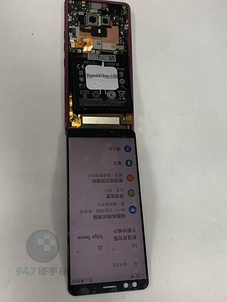 HTC U12+ 手機維修_電池維修_面板更換03.jpg