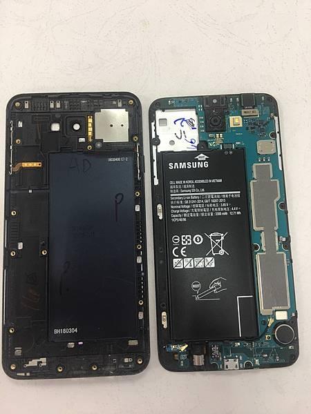 三星J7 PRIME手機維修_更換面板03.jpg