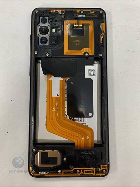 三星A71 手機維修_尾插模組更換_電池維修02.jpg