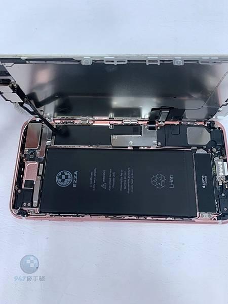 IPHONE 7+ 手機維修_電池維修_尾插模組更換03.jpg