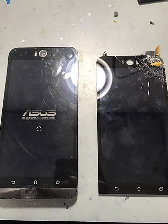 Asus Zenfone Selfie毀容了