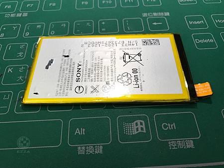 Z3C更換電池