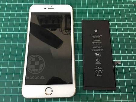 iphone6+該是時候換電池了