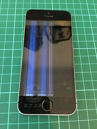 IPHONE5s 液晶顯示異常