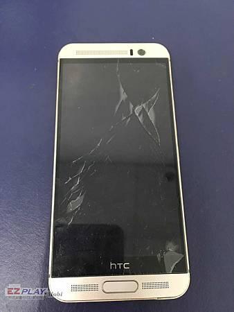 M9螢幕破裂