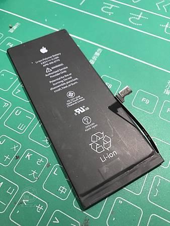 I6+電池故障