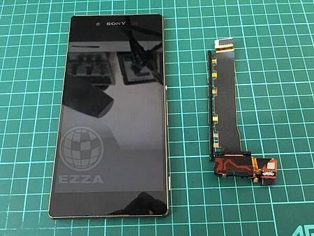 z3+開機鍵更換