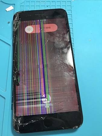 IPHONE7+液晶面板破裂