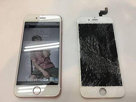 iphone6s更換面板