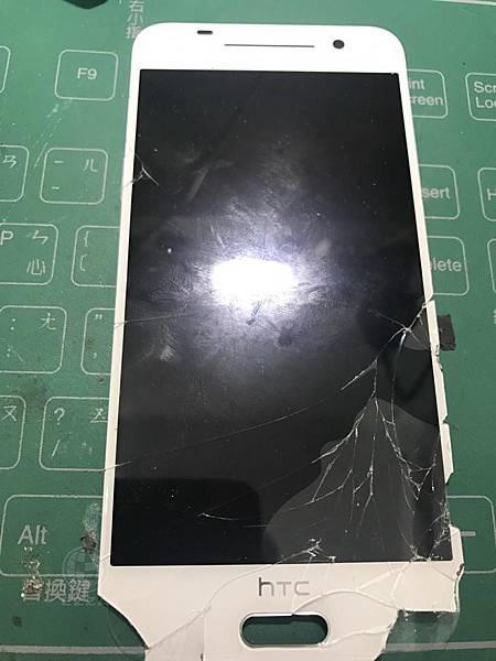 A9更換面板
