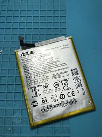 ZenFone 3 Max電池膨脹