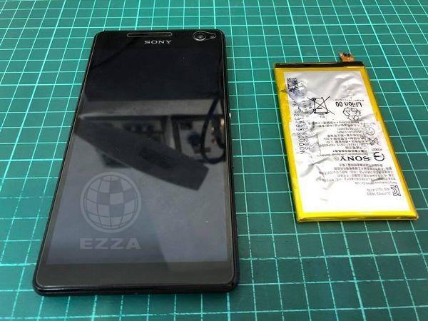 Sony C4更換電池