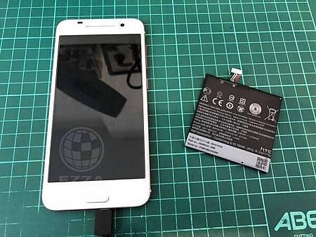 HTC A9更換電池