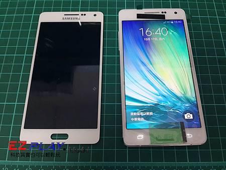 SAMSUNG GALAXY A5 螢幕黑屏維修
