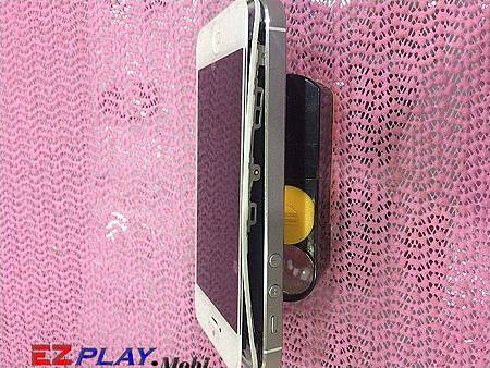 iPhone 5肚脹喊救命...