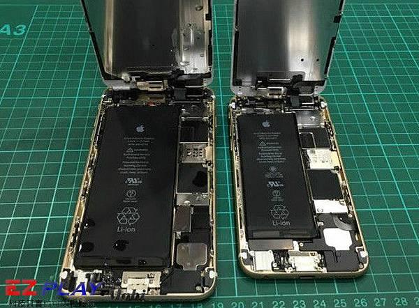 iPhone 6、6plus雙響泡...水哦!