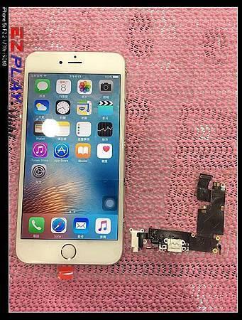 iPhone 6 plus 無法充電