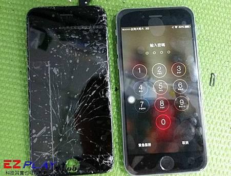 沒有摔不破的iPhone!