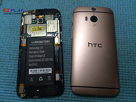 HTC M8也有山寨機~