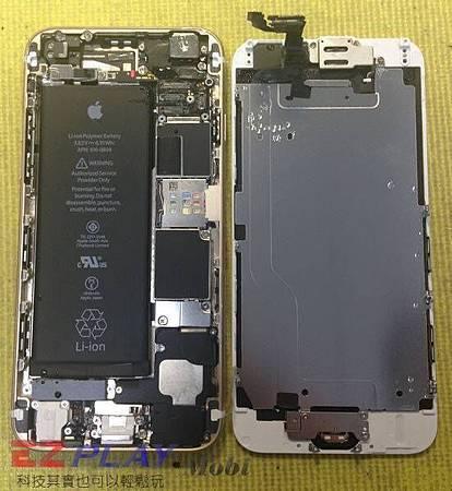 天冷泡湯,iPhone也跟著泡水了...