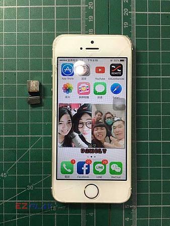 iphone 5S拍照鏡頭模糊現場更換!!