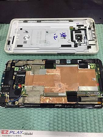 HTC M7 掉落馬桶悲劇啦~